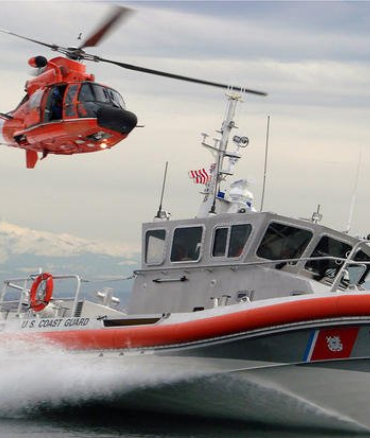 Coast Guard Auxiliary Classes