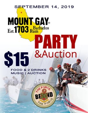 Mount Gay Rum Party & Auction